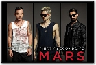 Магнит 30 Seconds to Mars