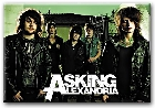 Магнит Asking Alexandria