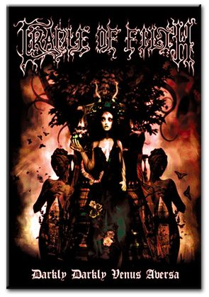 Магнит Cradle Of Filth