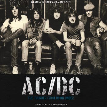 AC/DC The Thunder From Down Under