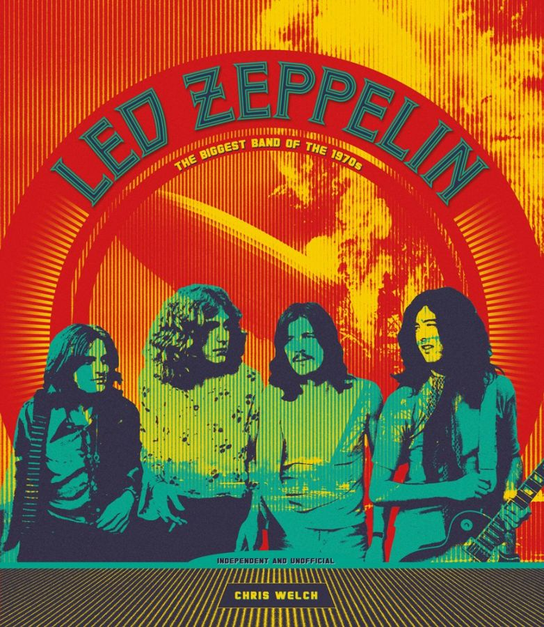 Led Zeppelin the biggest band of the 1970s